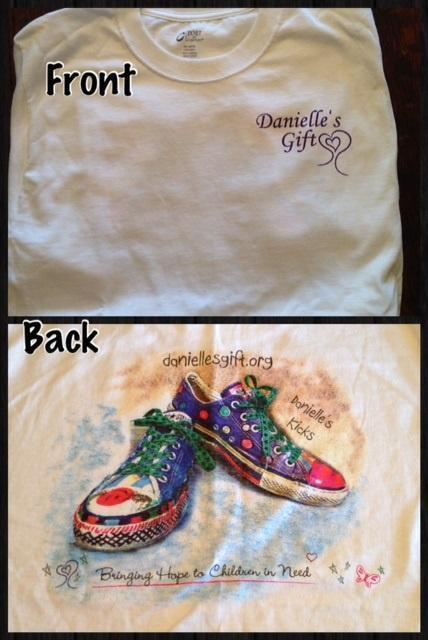Danielle's Tennies