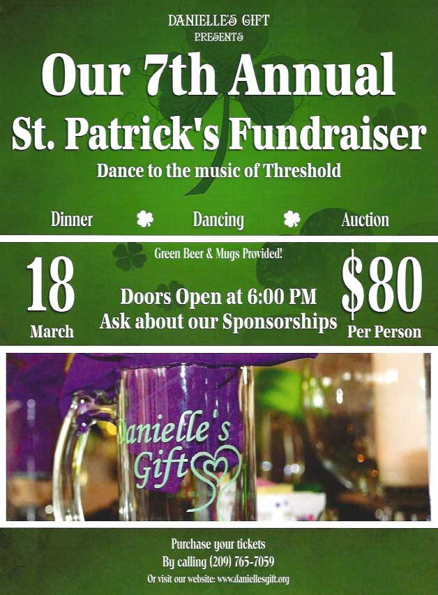 7th Annual St. Pats Flyer